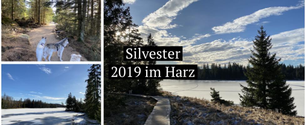 Silvester 2019 im Harz